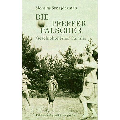 Monika Sznajderman - Die Pfefferfälscher: Geschichte einer Familie - Preis vom 16.04.2021 04:54:32 h