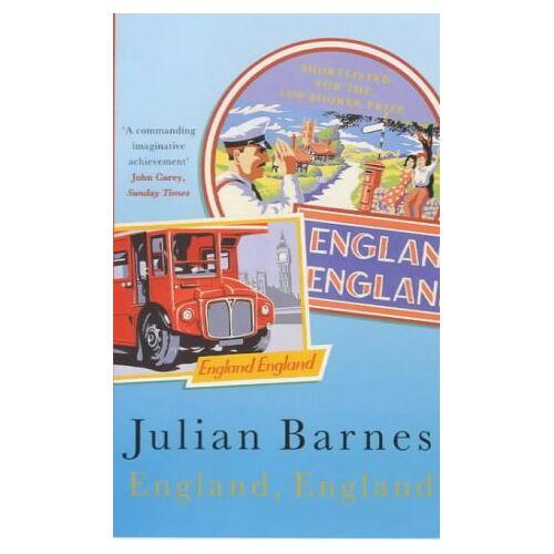 Julian Barnes - England, England - Preis vom 24.02.2021 06:00:20 h
