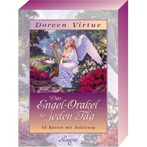 - Das Engel-Orakel für jeden Tag, Engelkarten - Preis vom 05.05.2021 04:54:13 h