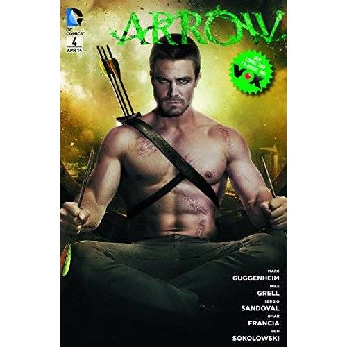 Marc Guggenheimer - Arrow - Comic zur TV-Serie: Bd. 4 - Preis vom 20.10.2020 04:55:35 h