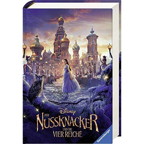 The Walt Disney Company - Disney Der Nussknacker und die Vier Reiche: Der Roman zum Film - Preis vom 20.10.2020 04:55:35 h
