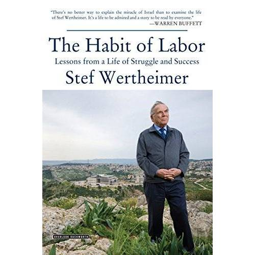 Stef Wertheimer - The Habit of Labor - Preis vom 16.05.2021 04:43:40 h