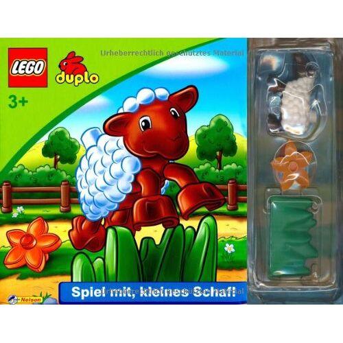 - LEGO Duplo - Spiel mit, kleines Schaf!: mit original LEGO DUPLO Figur und Steinen - Preis vom 24.02.2021 06:00:20 h