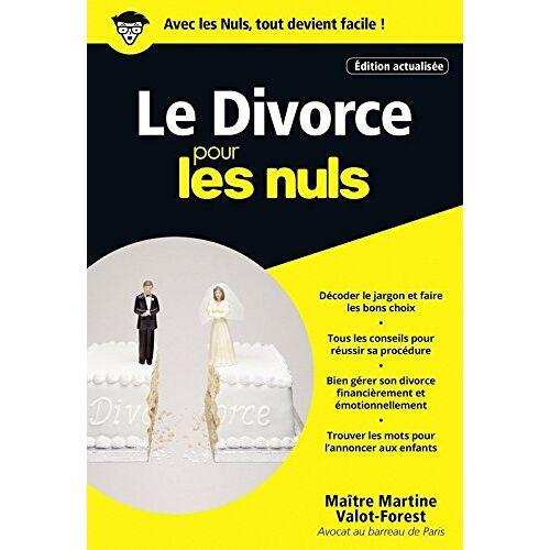 - Le divorce pour les nuls - Preis vom 05.05.2021 04:54:13 h