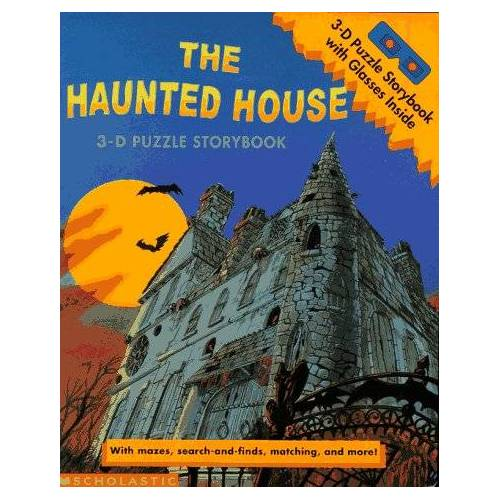 Fiona Conboy - The Haunted House: 3-D Puzzle Storybook (3-D Puzzle Story Books, No 1) - Preis vom 06.05.2021 04:54:26 h