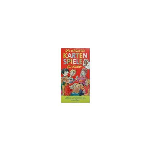 - Die schönsten Kartenspiele für Kinder. Set. Buch mit 2X55 Rommeekarten - Preis vom 11.04.2021 04:47:53 h