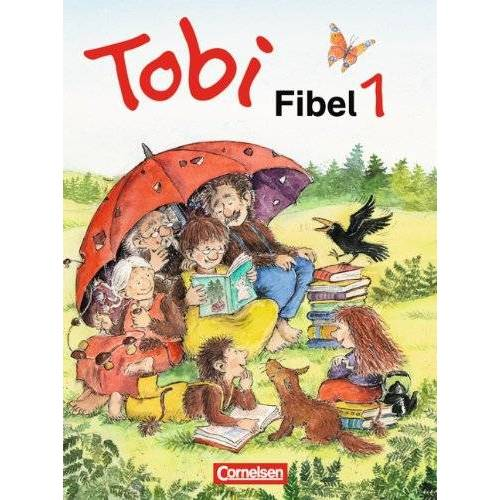 Wilfried Metze - Tobi - Bisherige Ausgabe: Fibel 1: Leselehrgang: Leselehrgang und Lesetexte - Preis vom 11.05.2021 04:49:30 h