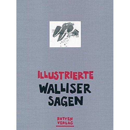 Wilhelm Ebener - Walliser Sagen - Preis vom 21.10.2020 04:49:09 h