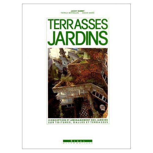 Collectif - Terrasses jardins - Preis vom 18.04.2021 04:52:10 h
