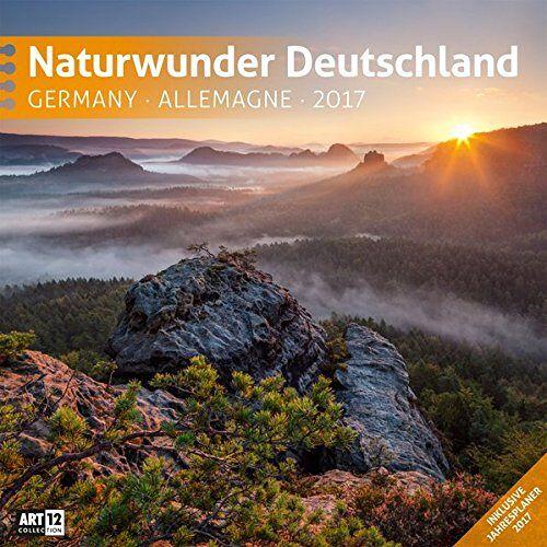 Ackermann Kunstverlag - Naturwunder Deutschland 30 x 30 cm 2017 - Preis vom 23.01.2020 06:02:57 h
