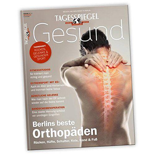 Verlag Der Tagesspiegel GmbH - Tagesspiegel GESUND Nr. 11: Medizin und Gesundheit in Berlin - Preis vom 20.10.2020 04:55:35 h