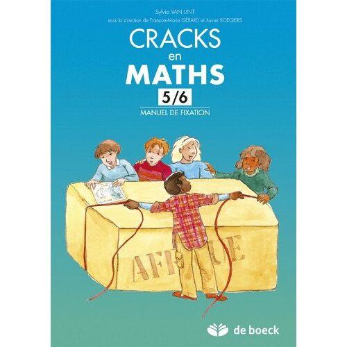 Van - Cracks en maths 5/6 - Manuel de fixation - Preis vom 27.03.2020 05:56:34 h
