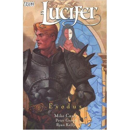 Mike Carey - Lucifer VOL 07: Exodus (Lucifer (Vertigo)) - Preis vom 21.10.2020 04:49:09 h