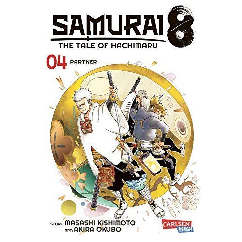 Masashi Kishimoto - Samurai8 4: The Tale of Hachimaru (4) - Preis vom 14.04.2021 04:53:30 h
