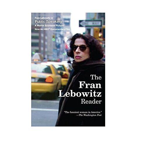 Fran Lebowitz - The Fran Lebowitz Reader - Preis vom 18.10.2020 04:52:00 h