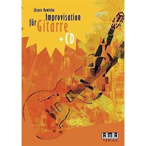 Jürgen Kumlehn - Improvisation für Gitarre - Preis vom 20.10.2020 04:55:35 h