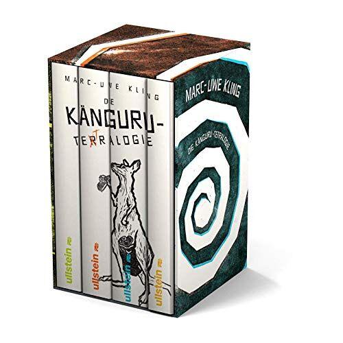 Marc-Uwe Kling - Die Känguru-Tetralogie (Die Känguru-Werke) - Preis vom 22.02.2021 05:57:04 h