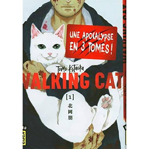 - Walking Cat - Tome 1 (Walking Cat (1)) - Preis vom 20.01.2021 06:06:08 h