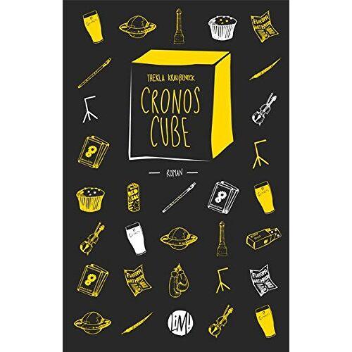 Thekla Kraußeneck - Cronos Cube - Preis vom 20.01.2020 06:03:46 h