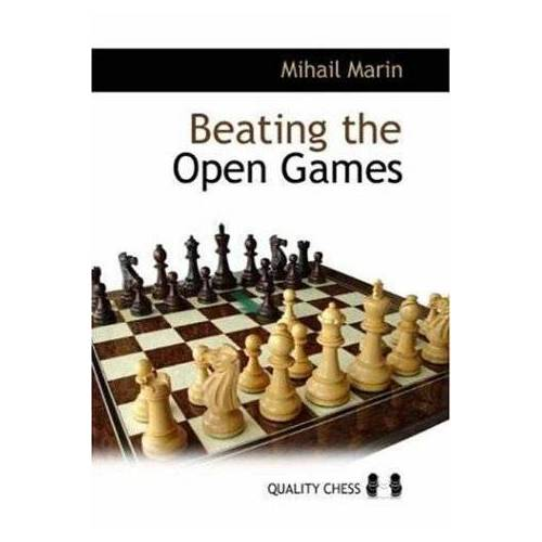 Mihail Marin - Beating the Open Games - Preis vom 21.01.2021 06:07:38 h
