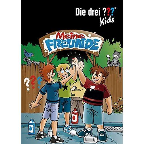 - Die drei ??? Kids, Meine Freunde: Freundebuch - Preis vom 09.04.2020 04:56:59 h