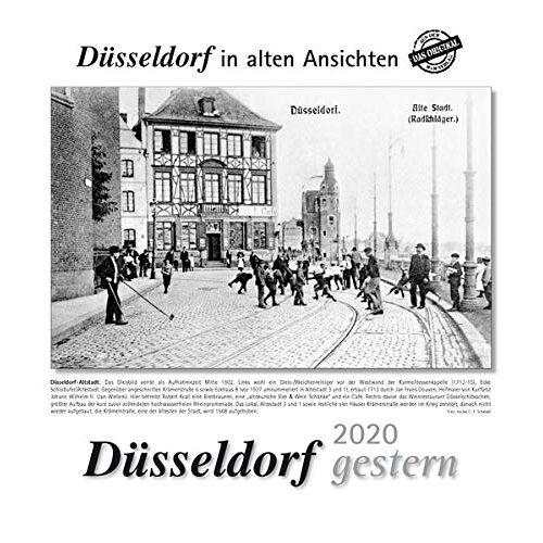 - Düsseldorf gestern 2020: Düsseldorf in alten Ansichten - Preis vom 07.04.2020 04:55:49 h