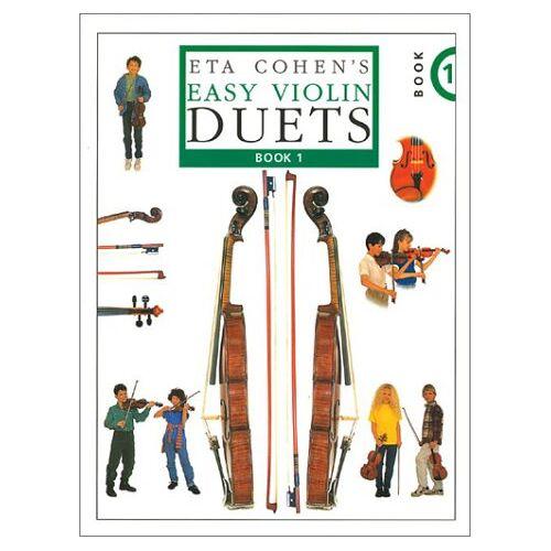 - Cohen's Eta Easy Violin Duets Book 1: Noten für Violine - Preis vom 25.01.2021 05:57:21 h