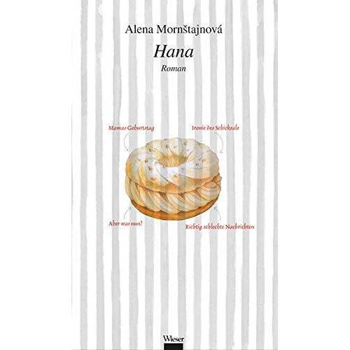 Alena Mornštajnová - Hana - Preis vom 10.05.2021 04:48:42 h