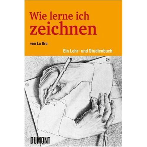Lu Bro - Wie lerne ich zeichnen: Ein Lehr- und Studienbuch - Preis vom 12.06.2019 04:47:22 h