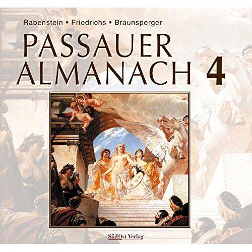 Edith Rabenstein - Passauer Almanach - Preis vom 13.05.2021 04:51:36 h
