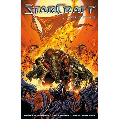 Andrew Robinson - StarCraft: Soldiers (Starcraft Volume 2) - Preis vom 28.06.2020 05:05:20 h