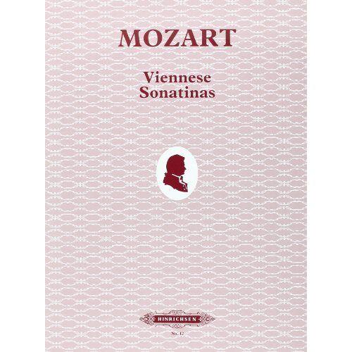 Wolfgang Amadeus Moz - Sonatines Viennoises - Piano - Preis vom 26.02.2021 06:01:53 h