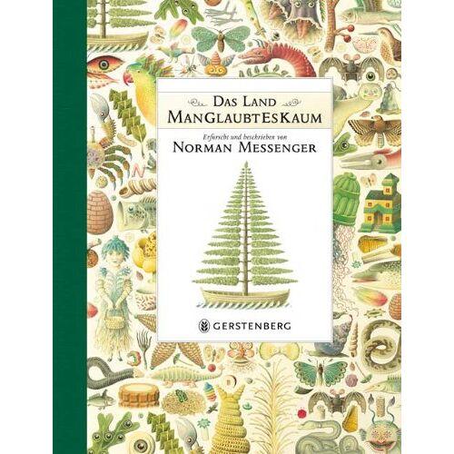 Norman Messenger - Das Land Manglaubteskaum - Preis vom 18.04.2021 04:52:10 h