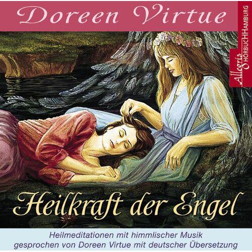 Doreen Virtue - Die Heilkraft der Engel. CD - Preis vom 15.11.2019 05:57:18 h