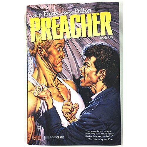 - PREACHER Book One - Preis vom 29.03.2020 04:52:35 h