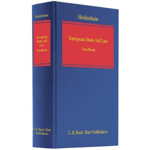 Martin Heidenhain - European State Aid Law - Preis vom 18.04.2021 04:52:10 h
