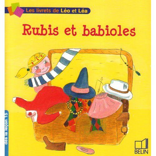 Thérèse Cuche - Rubis et babioles - Preis vom 18.04.2021 04:52:10 h