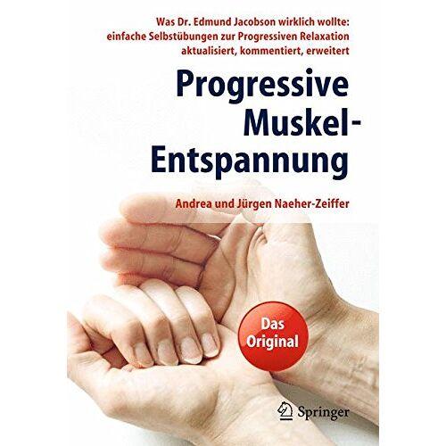 Andrea Naeher-Zeiffer - Progressive Muskel-Entspannung - Preis vom 12.11.2019 06:00:11 h