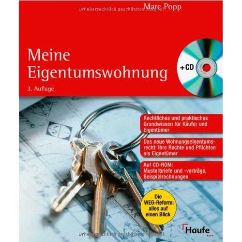 Marc Popp - Meine Eigentumswohnung, m. CD-ROM - Preis vom 21.10.2020 04:49:09 h