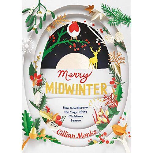 Gillian Monks - Monks, G: Merry Midwinter - Preis vom 12.05.2021 04:50:50 h