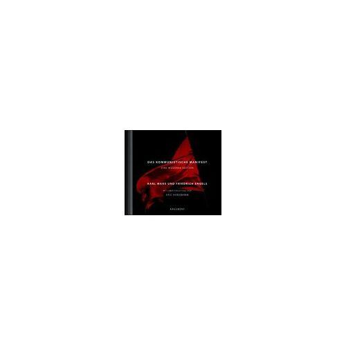 Karl Marx - Das kommunistische Manifest. 2 CDs: 150 Jahre Kommunistisches Manifest - Preis vom 20.10.2020 04:55:35 h