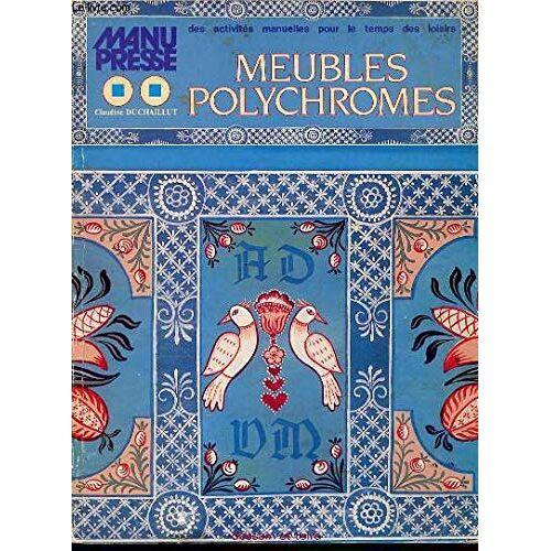 - Meubles polychromes. - Preis vom 23.02.2021 06:05:19 h