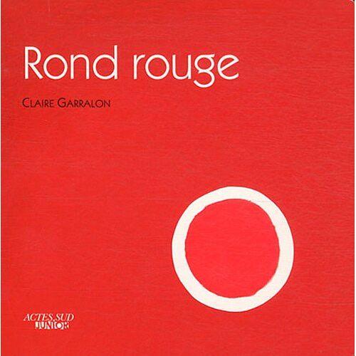 Claire Garralon - Rond rouge - Preis vom 04.09.2020 04:54:27 h