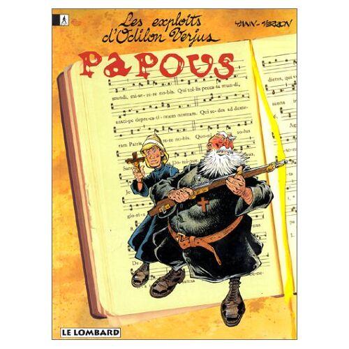 Yann - LES EXPLOITS D'ODILON VERJUS TOME 1 : PAPOUS (Odilon Verjus a) - Preis vom 24.02.2021 06:00:20 h