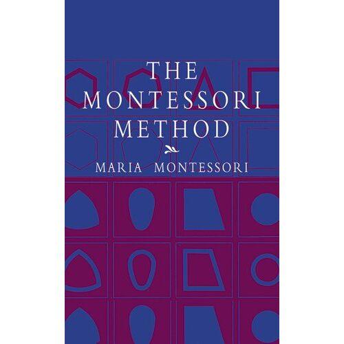 Maria Montessori - The Montessori Method (Economy Editions) - Preis vom 12.05.2021 04:50:50 h