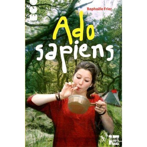 Raphaële Frier - Ado-Sapiens - Preis vom 21.10.2020 04:49:09 h