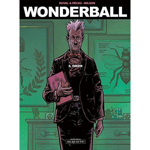 J.-P. Pécau - Wonderball: 5. Imker - Preis vom 25.06.2019 04:41:52 h