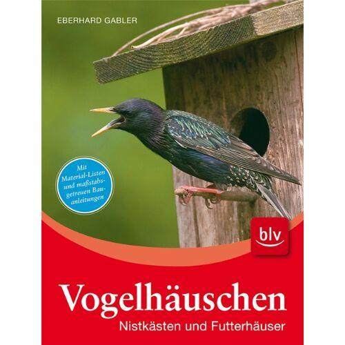 Eberhard Gabler - Vogelhäuschen: Nistkästen und Futterhäuser - Preis vom 06.09.2020 04:54:28 h