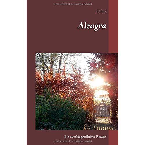 Chinz - Alzagra: Ein autobiografiktiver Roman - Preis vom 18.04.2021 04:52:10 h