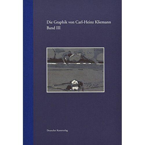 - Kliemann, Helga, Bd.3 : Die Graphik von Carl-Heinz Kliemann - Preis vom 10.04.2021 04:53:14 h